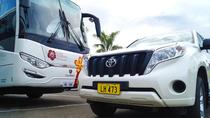 Nadi Shared Departure Transfer: Hotel to Airport, Nadi