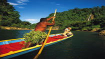 Navua River Village and Kava Ceremony Tour including Lunch, Fiji, null