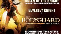 The Bodyguard Musical in London, London, Theater, Shows & Musicals