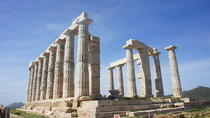 Temple of Poseidon - Sounion Electric Bicycle tour, Athens, Bike & Mountain Bike Tours