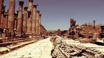 Private Full Day Tour to Jerash with Citadel and Roman Theater from Dead Sea, Dead Sea, Private Day...