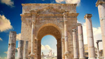 Private Half-Day Jerash and Amman City Sightseeing Tour, Amman, null