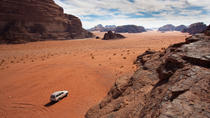 Wadi Rum Tour from Aqaba with Overnight Bedouin Experience, Jordan, Overnight Tours