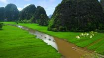 Tam Coc and Hoa Lu Private Day Tour, Hanoi, Private Day Trips