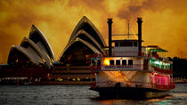 Sydney Showboats Cabaret Dinner Cruise, Sydney, Night Cruises