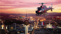Vegas Strip and Hoover Dam Twilight Helicopter Tour, Las Vegas, 4WD, ATV & Off-Road Tours