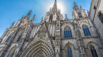 Sagrada Familia, Park Guell and Gothic Quarter: Barcelona Guided Day Tour, Barcelona, Half-day Tours