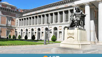 Viator VIP: Early Access to Museo del Prado with Reina Sofia, Madrid