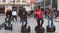 Small group: 3-hour Prague Grand City Tour on Segway, Prague