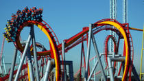 Knott's Berry Farm General Admission with Transport, Los Angeles, Theme Park Tickets & Tours