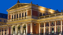 Vienna Mozart Concert at the Musikverein, Vienna, Half-day Tours