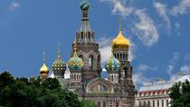 3 Day Grand Tour: Visa-Free Saint Petersburg Shore Excursion, St Petersburg, Multi-day Tours