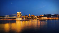Budapest Night Walking Tour and River Cruise, Budapest, Night Tours