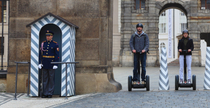 Visite privée : visite de Prague en Segway, Prague