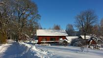 3-Day Farm Experience with Ski Tour in Ramnas, Central Sweden