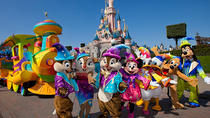4-Day Paris Break from Bournemouth including Disneyland Paris and Walt Disney Studios Park, ...