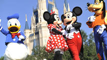 4-Day Paris Break from Brighton including Disneyland Paris and Walt Disney Studios Park, Brighton
