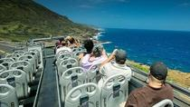 Oahu South Shore Double-Decker Bus Tour with Sea Life Park Admission, Oahu, Bus & Minivan Tours