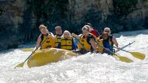Jasper Rafting Athabasca Canyon Run, Jasper, White Water Rafting & Float Trips