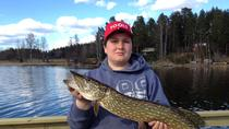 Full-Day Fishing on Stromsholms Canal, Central Sweden, Fishing Charters & Tours