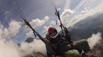 Paragliding Experience from Babadag Mountain in Oludeniz, Fethiye