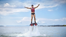 Flyboard Adventure in St Lucia, St Lucia, Other Water Sports