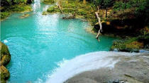 Blue Hole and Konoko Falls Park Combo Tour, Ocho Rios, Half-day Tours