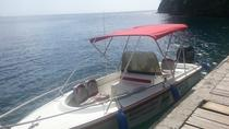 St Lucia Shore Excursion: Private Speedboat Soufriere Tour with Mud Bath and Beach Time, St Lucia,...