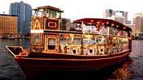 Luxury Dubai Dhow Dinner Cruise Including Sightseeing Along The Creek , Dubai, Dinner Cruises