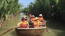 Basket Boat and Buffalo Adventure from Hoi An, Hoi An, Cultural Tours