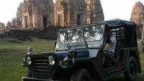Beng Mealea Temple and Floating Village Day Trip from Siem Reap by Jeep, Siem Reap, Day Trips