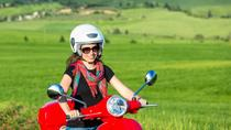 Vespa Tour of Fiesole and Mugello from Florence Including Wine and Espresso Tasting, Florence,...