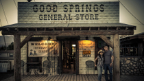 Ghost Hunt in Goodsprings de Las Vegas, Las Vegas