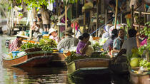 Private Tour: Half-Day Local Tour to Khlong Lat Mayom Floating Market from Bangkok, Bangkok, ...