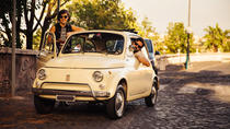 Private Tour: Highlights of Rome in a Classic Fiat 500, Rome, Private Sightseeing Tours