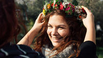 Private Workshop Making a Greek Flower Crown With a Local, Athens, Private Sightseeing Tours