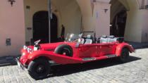 Prague by Vintage Car and Walking Tour, Prague, Private Sightseeing Tours