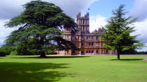 Downton Abbey Experience with Champagne Reception at Highclere Castle, London