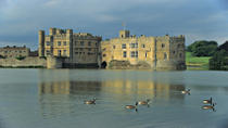 Leeds Castle Private Viewing, Canterbury and Greenwich Day Trip from London, London, null