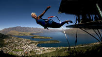 Queenstown Ledge Urban Bungy Jump, Queenstown, Adrenaline & Extreme