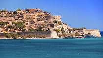 Full Day Tour to Spinalonga Island with BBQ Lunch, Heraclión