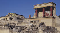 Private Tour: Ancient Palace of Knossos, Heraklion Archaeological Museum and City Tour, Crete, Day ...