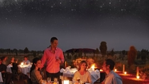 Restaurant Sounds of Silence, Ayers Rock, Dining Experiences