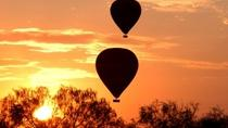 Sunrise Ballooning in Alice Springs, Alice Springs
