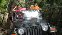 Waterfall Jungle Jeep Adventure and Cachaca Tour from Paraty, Paraty, 4WD, ATV & Off-Road Tours