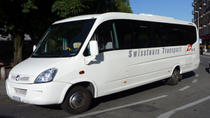Shared Arrival Transfer: Geneva Airport to Chamonix Hotels, Geneva