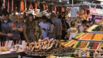 Barcelona Gourmet Food and Santa Caterina Market Walking Tour, Barcelona, null