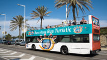 Barcelona Hop-on Hop Off Tour: North to South Route, Barcelona, Half-day Tours