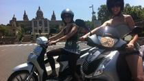Barcelona Scooter Tour, Barcelona, Vespa, Scooter & Moped Tours