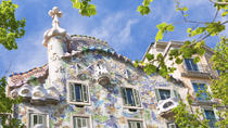 Skip the Line: Gaudi's Casa Batlló Ticket with Audio Tour, Barcelona, Attraction Tickets